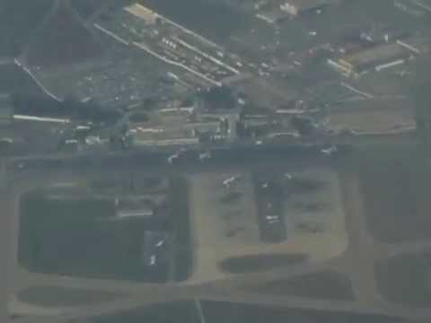 THE SIGHT & THE SOUND 5/7 : Flight onboard Balkan IL-18 LZ-BEH inflight documentary from ALG to SOF
