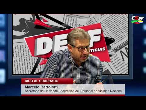 Bertolotti: Macri miente respecto a las obras viales