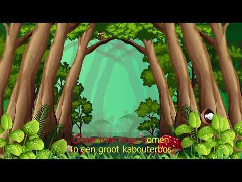 Onder hele hoge bomen - Leuke kinderliedjes