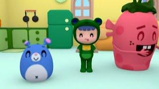 Развивающий мультфильм - Руби и Йо-Йо - Зверёк ищет дом