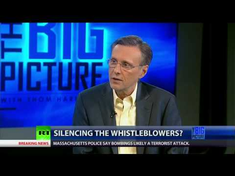 Robert Greenwald - The War on Whistleblowers