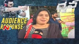 Dhruva Movie Public Response || Ram Charan, Rakul Preet Singh || #Dhruva Review || NTV