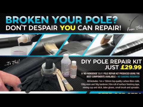 DIY Pole Repair Kit Instructional video