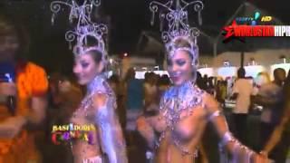 Бразильский карнавал 2014! +18(Зажигательные бразильские красотки отплясывают в Рио-де-Жанейро самбу топлес на карнавале 2014., 2014-08-02T07:29:42.000Z)