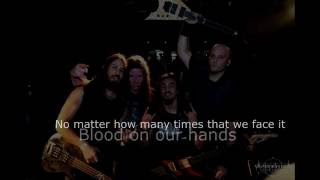 Kill : Death : Ratio - From My Cold Dead Hands (Official Lyric Video)