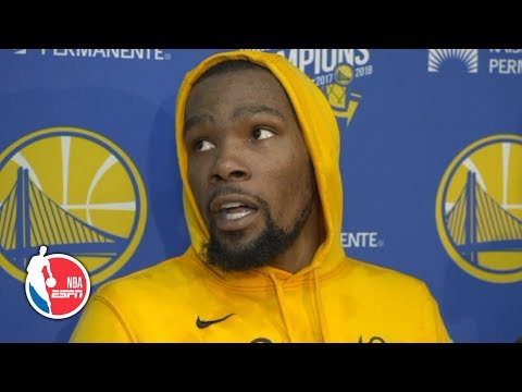Sean Salisbury - Kevin Durant Reminds You That He's Kevin Durant [VIDEO]