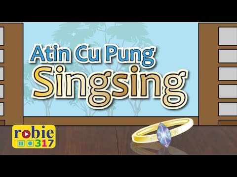 Atin Cu Pung Singsing Animated | Kapampangan Folk Song