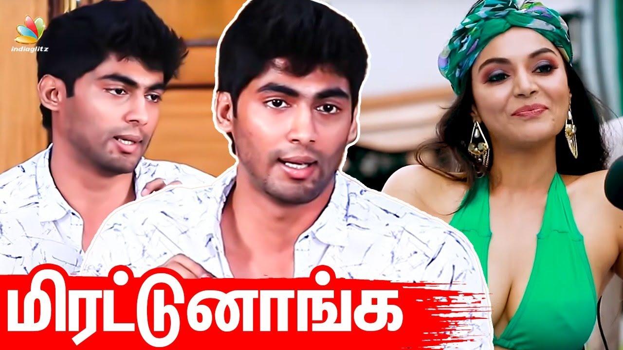 நான் என் Break Up பண்ணேன்    Tharshan Press Meet   Sanam Shetty , Bigg Boss 3 Tamil