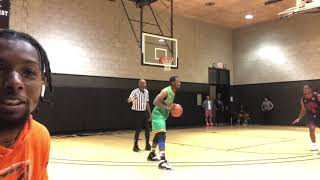 3PBL Men's Unlimited LES Clippers vs Last Minute Full Game