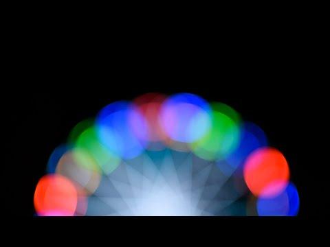 Pavlo: Chernivtsi ferris wheel at night