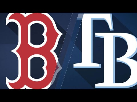 Betts, Sale lead Red Sox past Rays, 4-2: 5/22/18