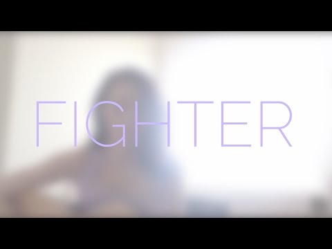 Fighter- Annie Bosko (Acoustic Cover by Taylor Bounds)