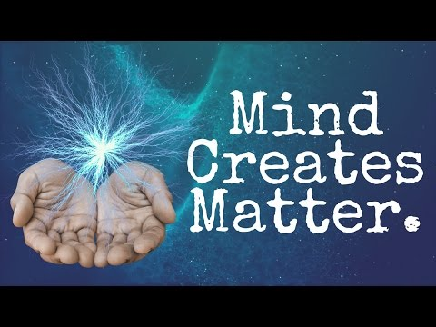 How Thought Manipulates Physical Reality!  (Law Of Attraction)