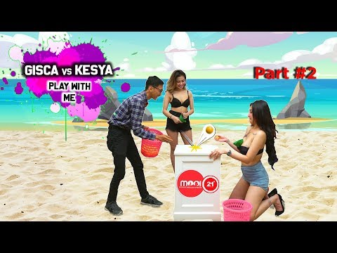 [PART 2] Game PINGPONG CORONG GISCA & KESYA from YouTube · Duration:  7 minutes 19 seconds