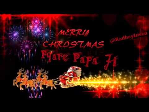 Merry Christmas MSG - YouTube