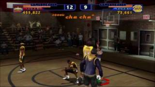 11   nba street vol 2 nba challenge south west   lincoln college   lakers