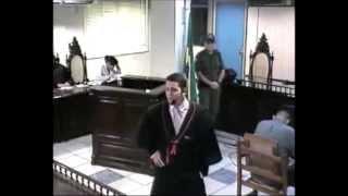 Tribunal do Júri - Dr. William Ramos - Réu absolvido