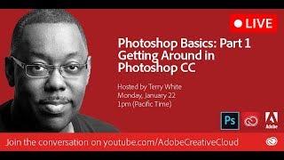 Adobe Photoshop Basic Tutorial (1/3) : Intro to Photoshop | Adobe Creative Cloud