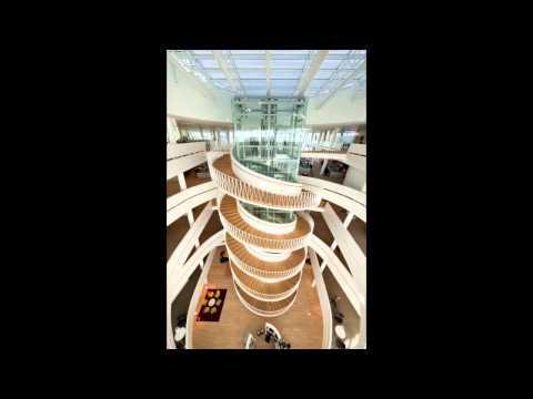 Saxo's Modern Office Interior Design in Copenhagen