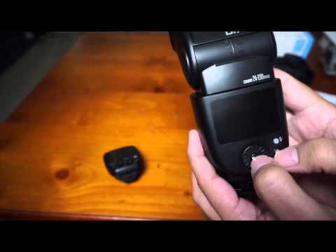 Nissin Di700A Kit for Sony - Unboxing and First Impressions