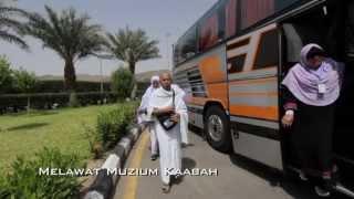 Pakej I Umrah Rakyat Bersama Jemaah dari Indonesia 2013 Bahagian 3