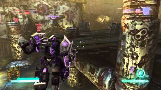 Transformers Fall of Cybertron Multiplayer Gameplay Part 10 - Conquest is Good Here