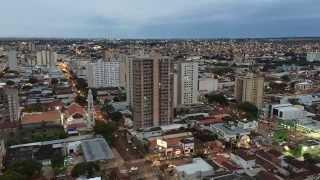 Timelapse - Campo Grande - MS - Brazil