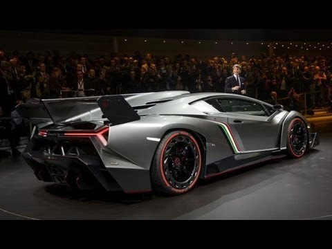 New Lamborghini Veneno A 4 Million Supercar For Three Owners