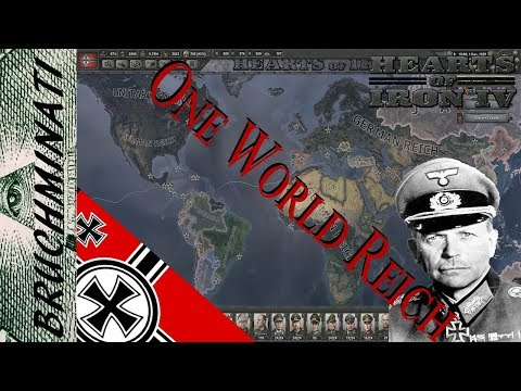Hearts of Iron 4 | Germany 1936 #8 Final Episode USA And Canada Fold oh and I Almost RAGED!
