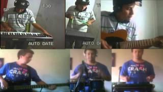 SebaS CdelU & Maty - La Wampuda - El Dodge - Teclado Timbal Guitarra Bajo Bongo Bata (voz en off)