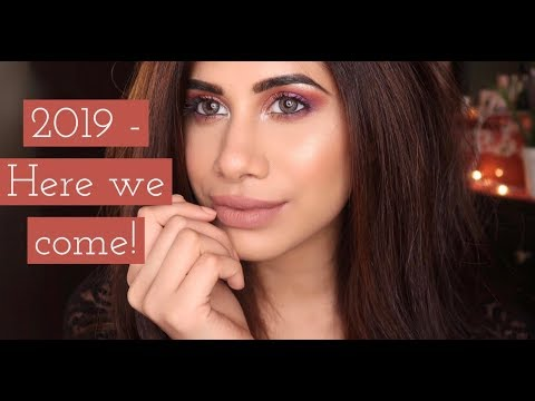 You need to hear this! 2019 - here we come! // Malvika Sitlani