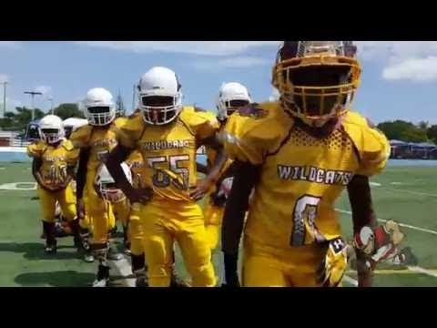Highlights 10u FYFL  Miami Gardens Chiefs vs Boyton Beach