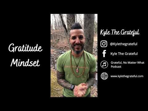Gratitude Mindset