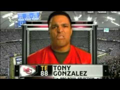 Tony Gonzalez  Scarface  Impersonation