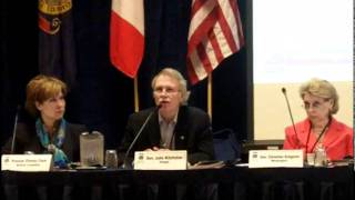 6-30-11, Kitzhaber talks forest health.MOV