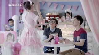 Samsung GALAXY E  閃電篇