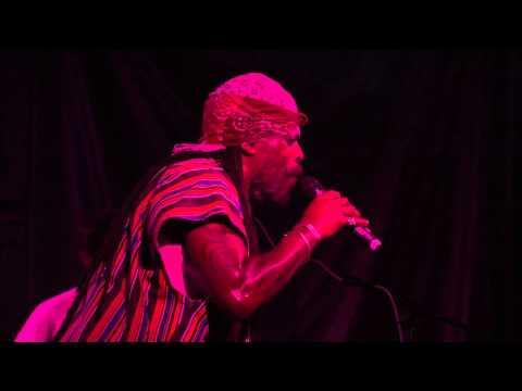 Asian Dub Foundation Radio Bubblegum feat. Ghetto Priest at Brighton Concorde2