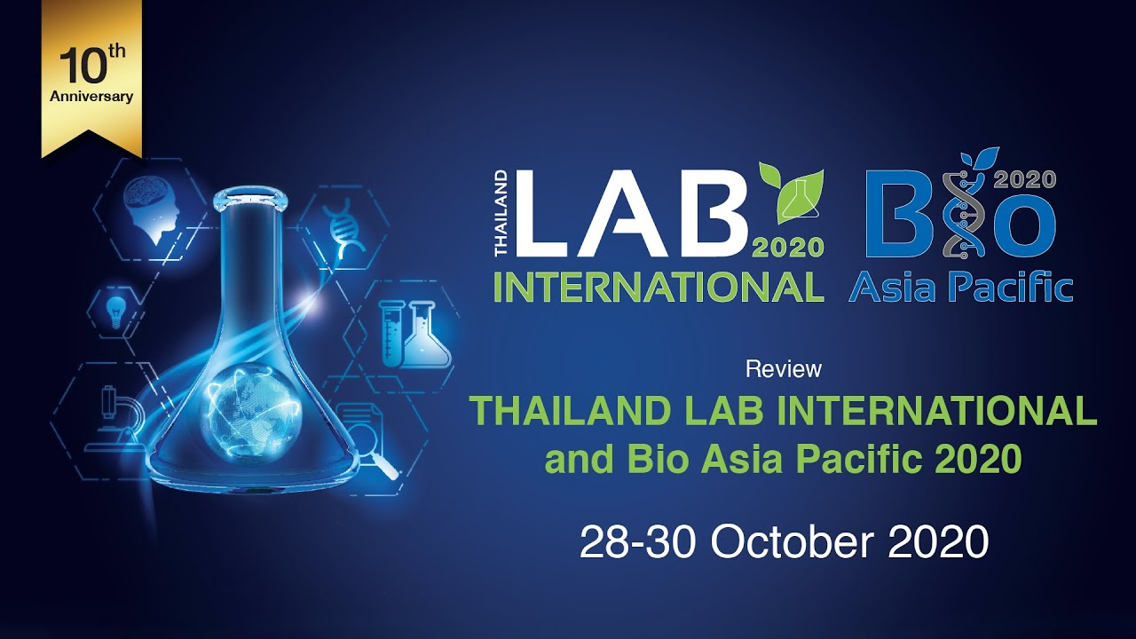 Thailand Lab International 2021 Laboratory Exhibition
