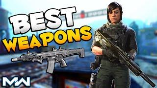 Best Weapons in Modern Warfare | Ranking All Rifles w/Class Setups/Loadouts
