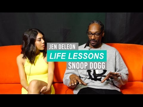 "Snoop Dogg: ""Find Peace Within Yourself."""
