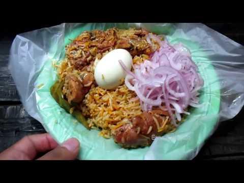 On Spot - Mylapore Spl Crescent Chicken Biriyani | மயிலாப்பூர் ஸ்பெஷல் கிரெசென்ட் சிக்கன் பிரியாணி