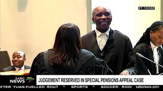 ConCourt judgement reserved in Mashilo Masemola pension case