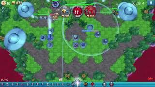 タワーマッドネス2 侵略モード グール 攻略 [Tower Madness 2] 7-10 Gho...