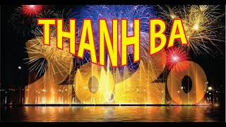 Huyện Thanh Ba - Trình diễn bắn pháo hoa mừng năm mới!