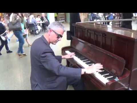 Danny Boy Boogie on the Honky Tonk Piano