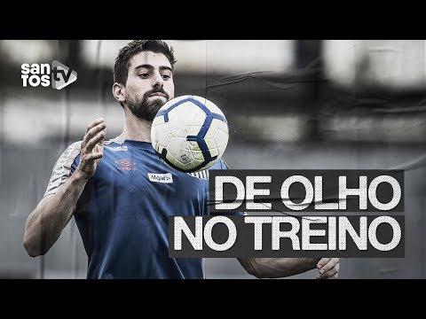 SANTOS SE REAPRESENTA NO CT REI PELÉ | DE OLHO NO TREINO (18/11/19)