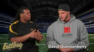 Offensive Linemen Talk Cleats - Eastbay