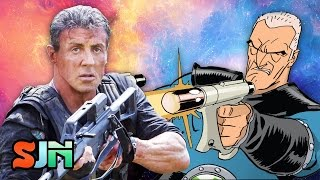 Is Sylvester Stallone Blasting Off For Another Space Superhero Film?