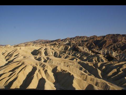 Die Entstehung der Erde: Death Valley