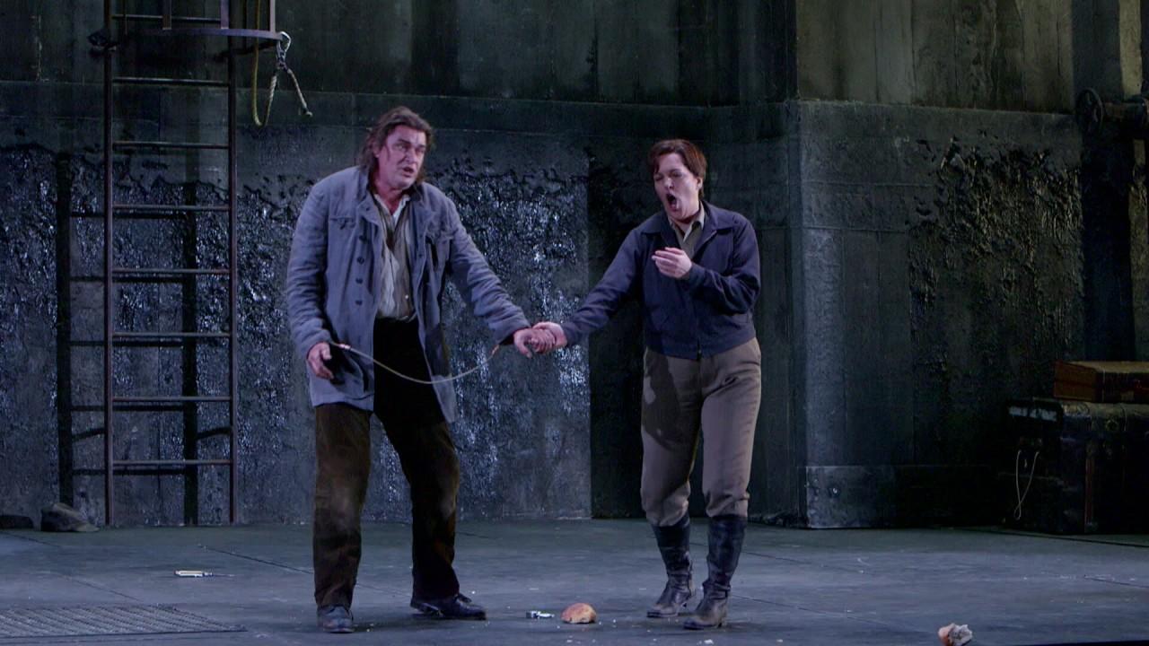 "Fidelio: ""O namenlose Freude!"""